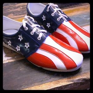 Other - American flag men's shoe size 11